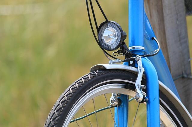 Rajd na rowerach holenderskich w naszym mieście