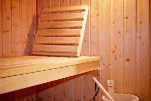 Przewaga saun parowych