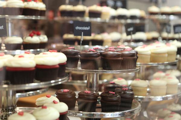 Nowoczesne sklepy cukiernicze